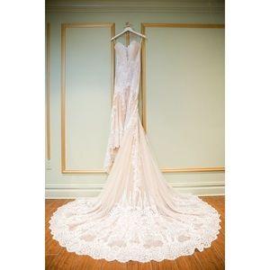 Calla Blanche Yasmine wedding dress